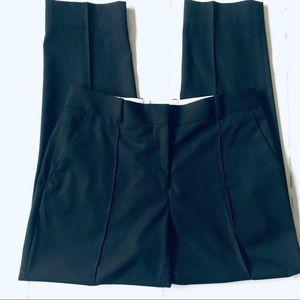 Everlane Black Wool Lightweight Pant